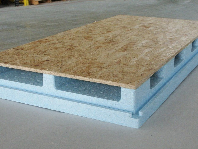 Ventilated roof system AIRWIND 28 - Thermak by MATCO