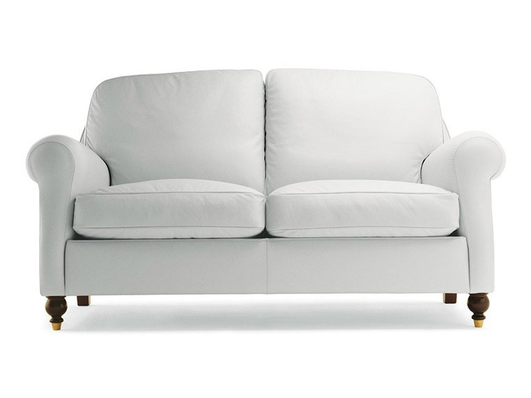 2 seater sofa GEORGE | Sofa by Poltrona Frau