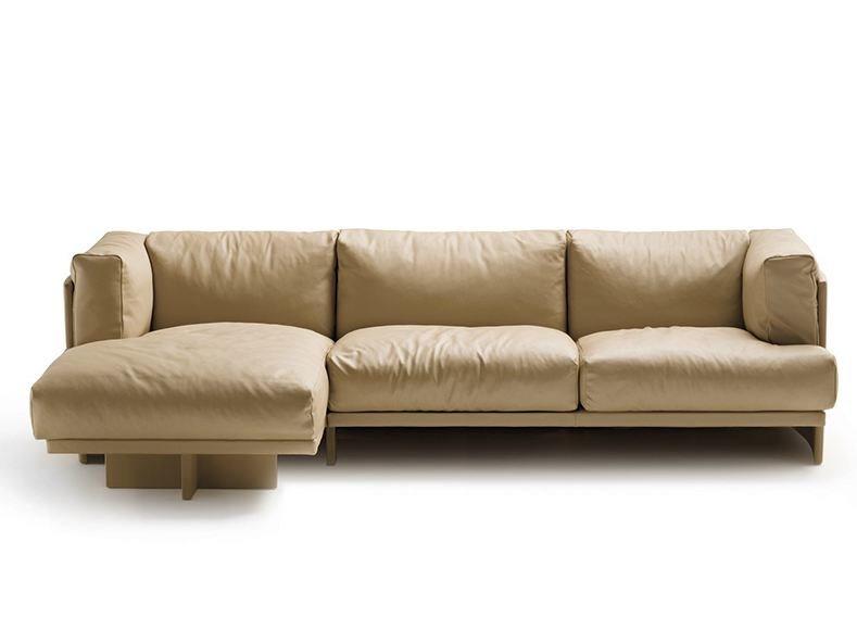 Corner sofa POLO | Corner sofa - Poltrona Frau