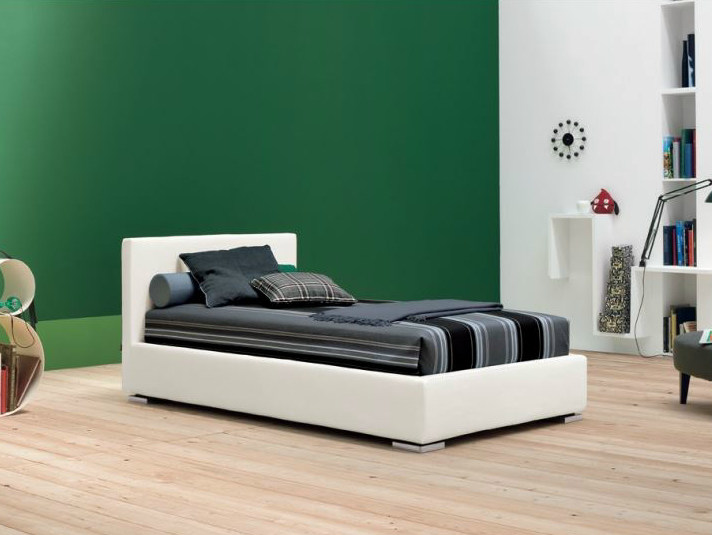 Fabric storage bed MAX BOX by Twils