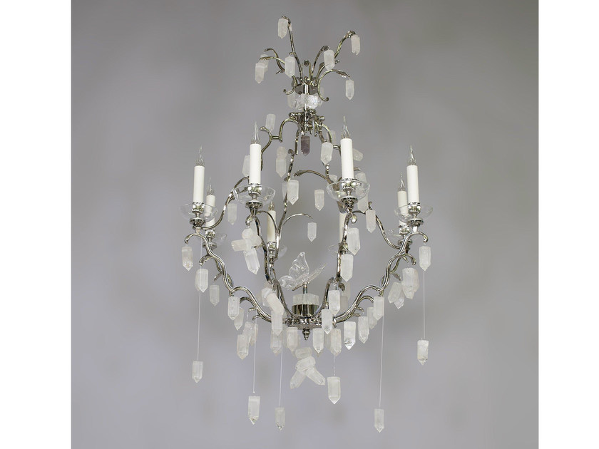 Crystal chandelier 14493 | Chandelier by Tisserant
