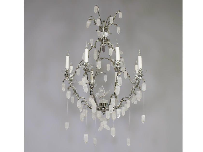 Crystal chandelier 14493 | Chandelier - Tisserant