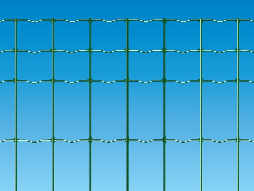Plastic electrically welded mesh Fence EXECUTIVE PLUS - Siderurgica Ferro Bulloni