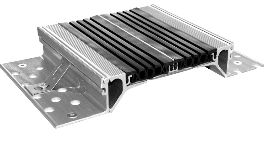 Aluminium Flooring joint K FLOOR F 180 - Tecno K Giunti