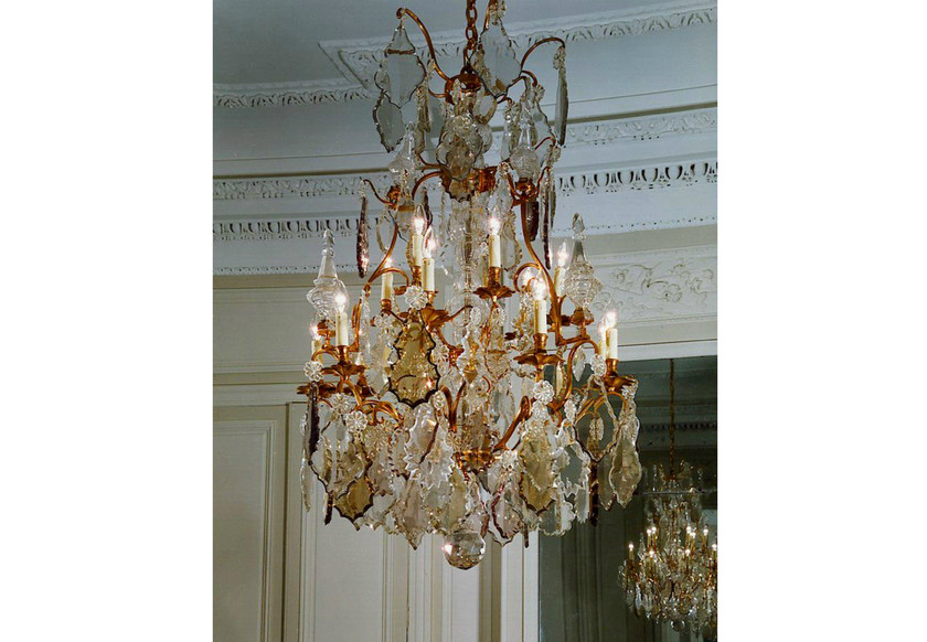 Crystal chandelier 15003 | Chandelier by Tisserant