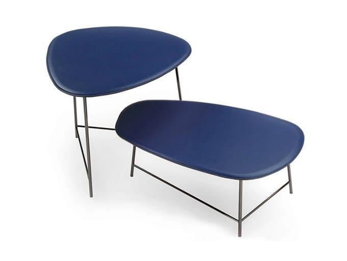 Coffee table / bedside table SASSO - Poltrona Frau