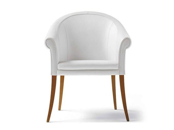 Easy chair SINAN by Poltrona Frau