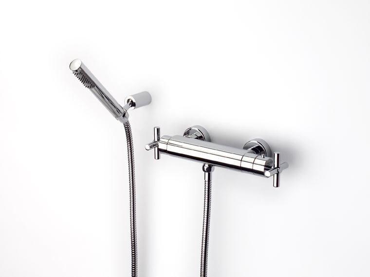 Shower tap with hand shower LOFT | Shower tap by ROCA SANITARIO