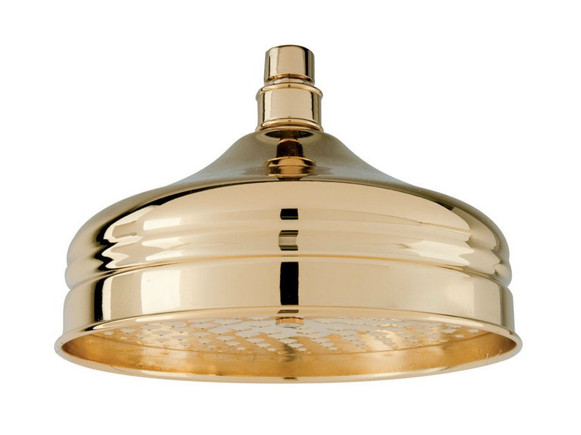 Gold rain shower 015946.0AR.00 | Overhead shower - Bronces Mestre