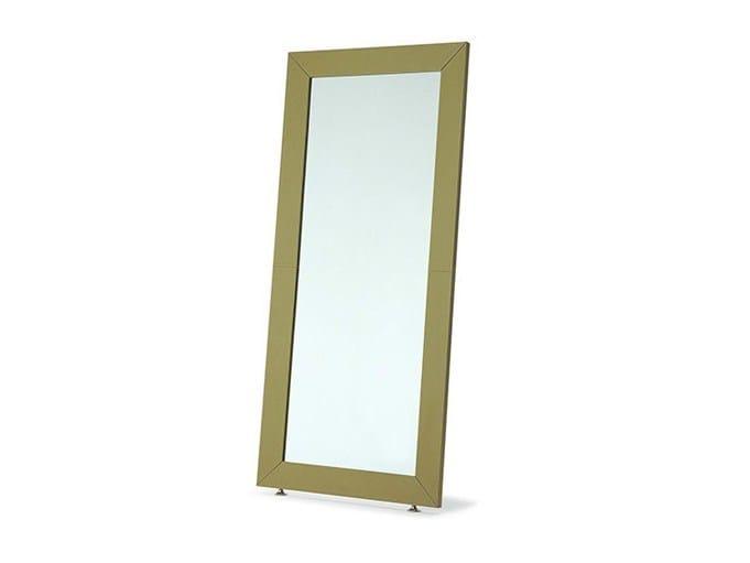 Framed mirror GIGAS - Poltrona Frau