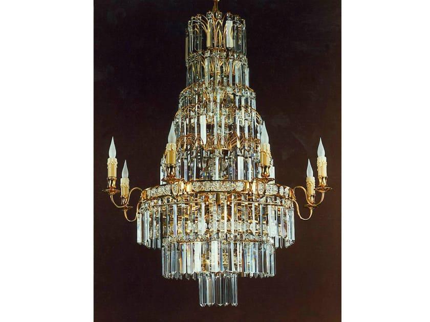 Crystal chandelier 19780 | Chandelier - Tisserant