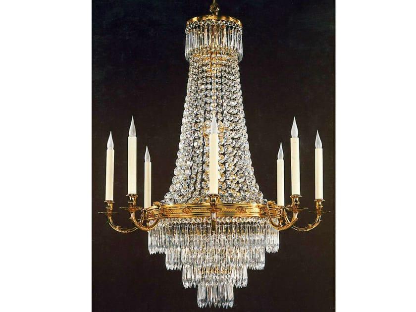 Crystal chandelier 19721 | Chandelier by Tisserant