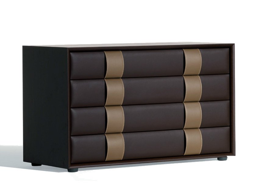 Chest of drawers OBI | Chest of drawers by Poltrona Frau