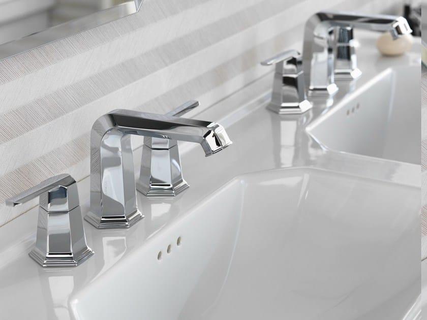3 hole countertop washbasin tap CHELSEA | Countertop washbasin tap - NOKEN DESIGN