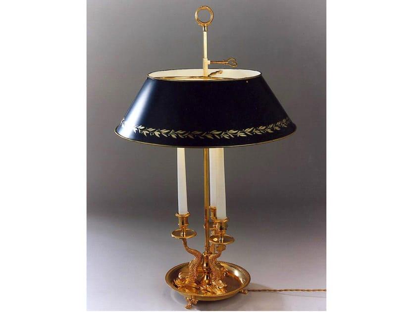 Bronze candlestick 190 | Candlestick - Tisserant