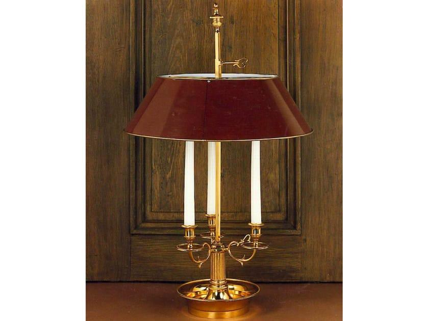 Bronze candlestick 181 | Candlestick - Tisserant