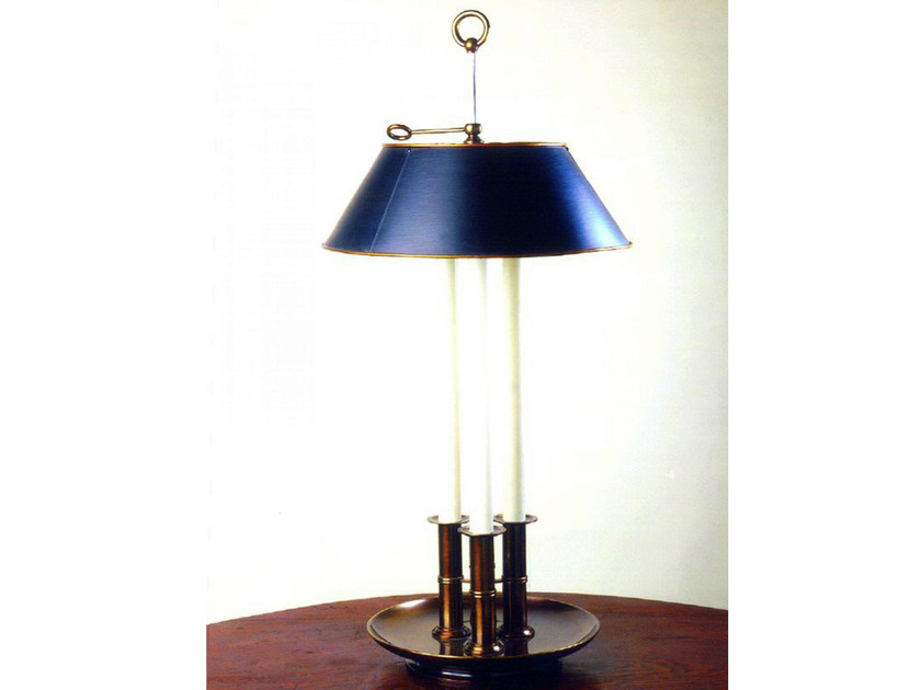 Bronze candlestick 191 | Candlestick by Tisserant