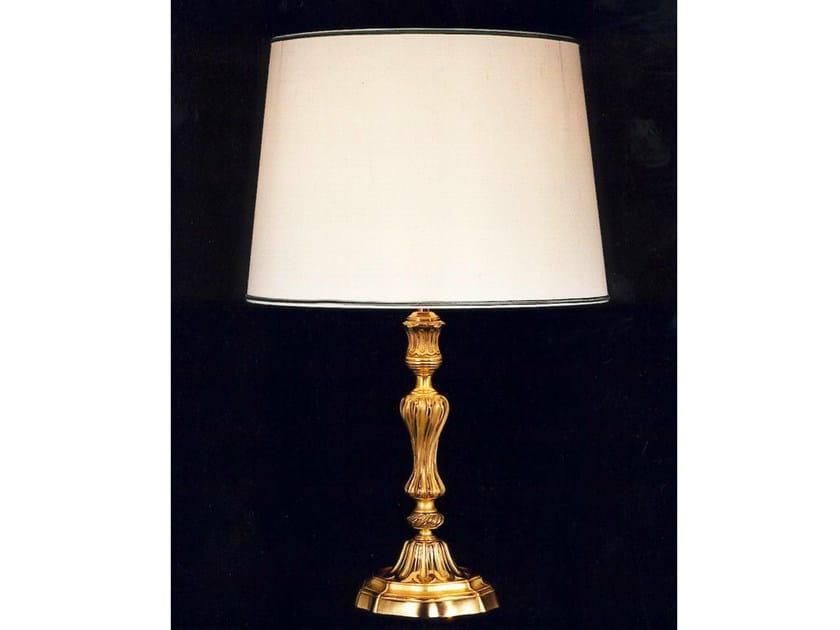 Bronze table lamp 565 | Table lamp - Tisserant