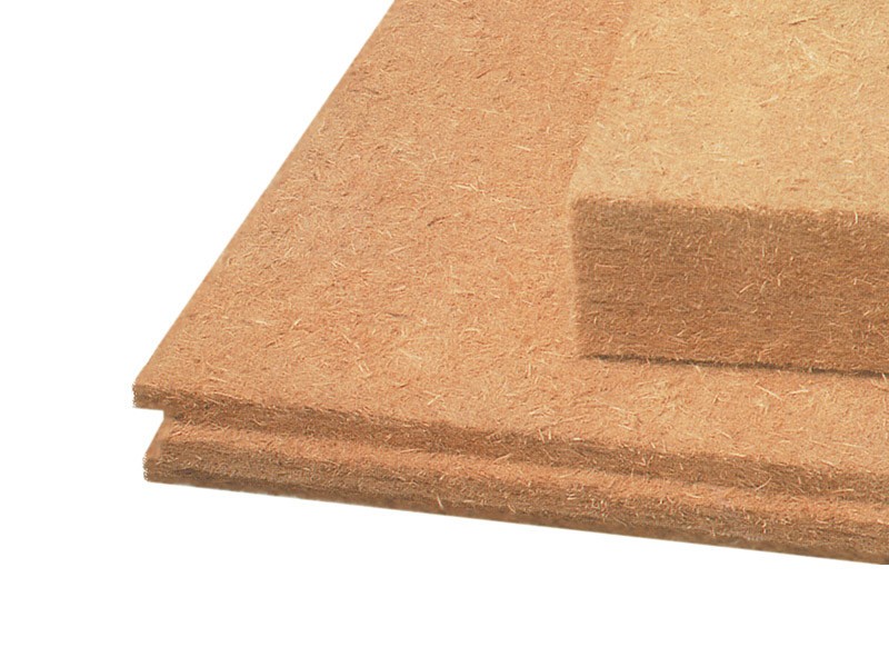 Wood fibre thermal insulation panel PAVATHERM by Pavatex