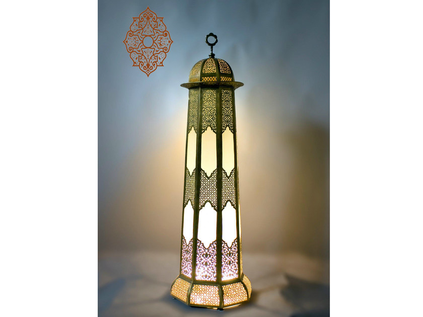 Table lamp 871 | Table lamp - Tisserant