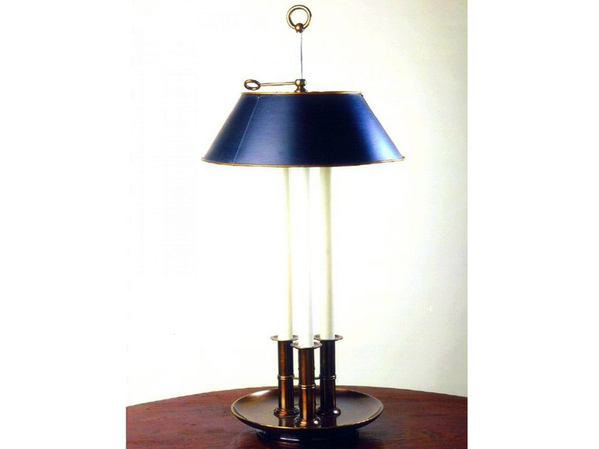 Bronze candlestick 191 | Candlestick - Tisserant