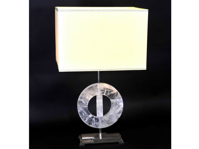 Crystal table lamp 920   Table lamp - Tisserant