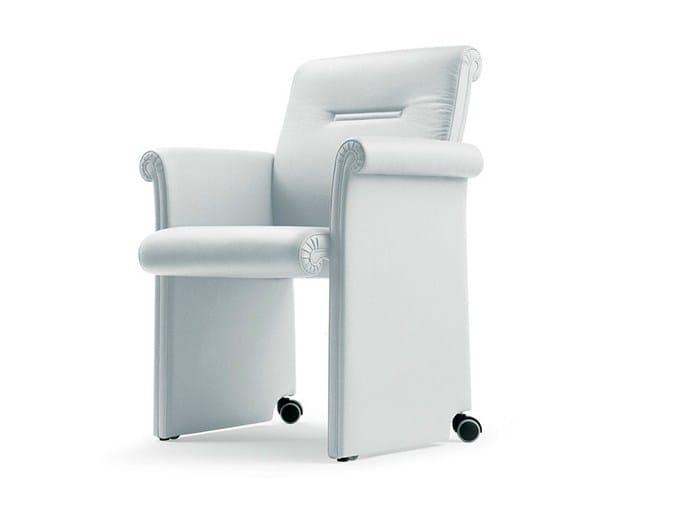 Easy chair FORUM BRIDGE - Poltrona Frau