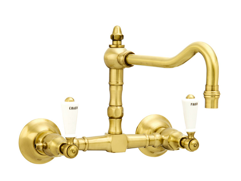 2 hole 1 hole bridge tap 035032.M00.30 | Kitchen tap - Bronces Mestre