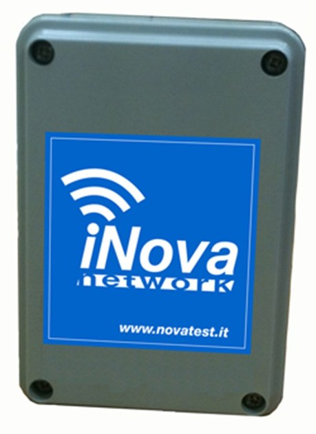 Measurement, control, thermographic and infrared instruments INOVA ROUTER by NOVATEST