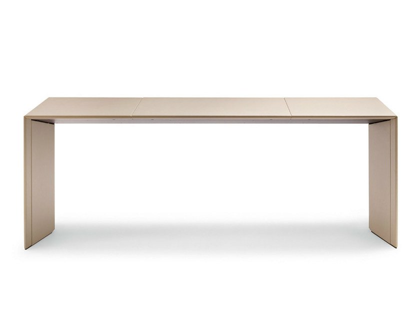 Executive desk C.E.O. CUBE DESK | Office desk - Poltrona Frau