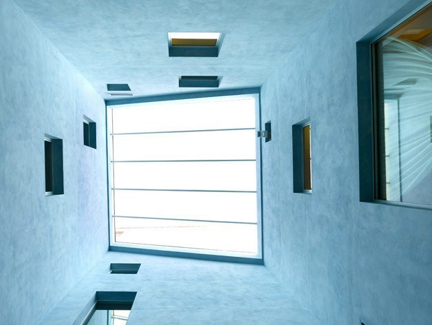 Continuous rooflight MOGS 65® | Continuous rooflight - Mogs srl unipersonale