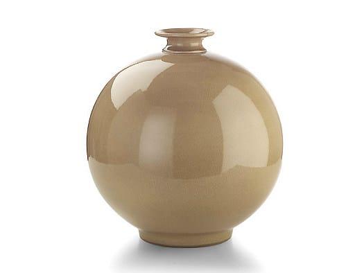 Ceramic vase ECLISSE | Ceramic vase - MARIONI