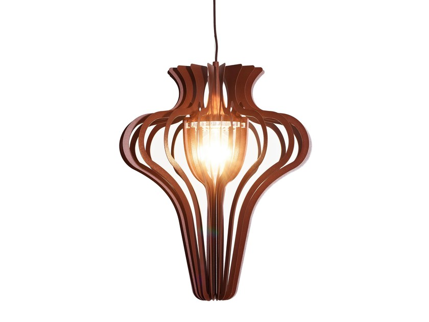 Direct-indirect light pendant lamp BURLESQUE | Pendant lamp - Colico