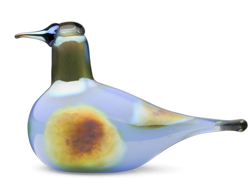 Blown glass decorative object SKY CURLEW - iittala