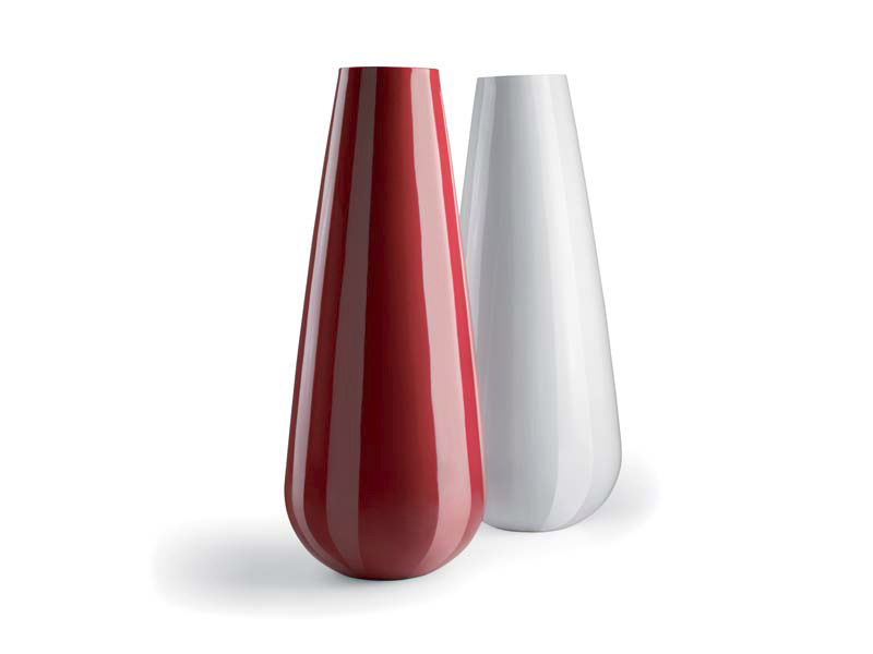 High vase BUBA - PLUST Collection by euro3plast