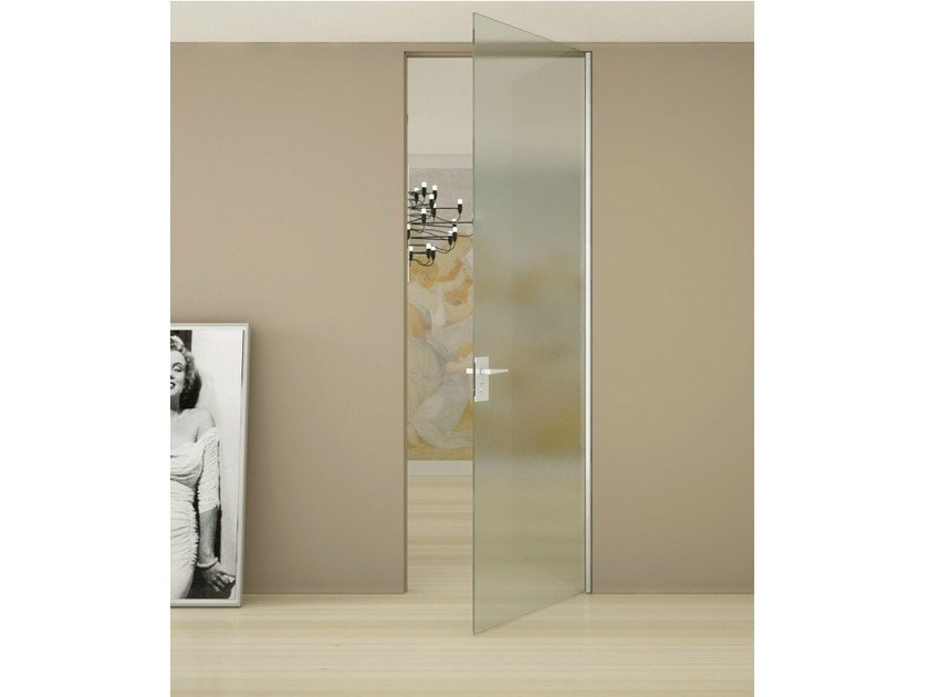 Glass door lock MV-100 | Lock - Metalglas Bonomi
