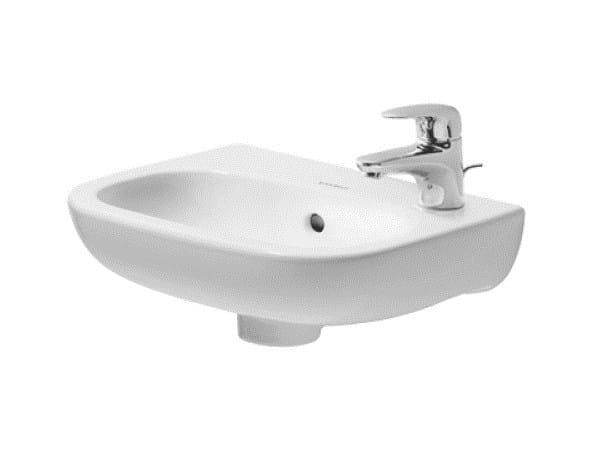 Ceramic handrinse basin D-CODE | Handrinse basin - DURAVIT