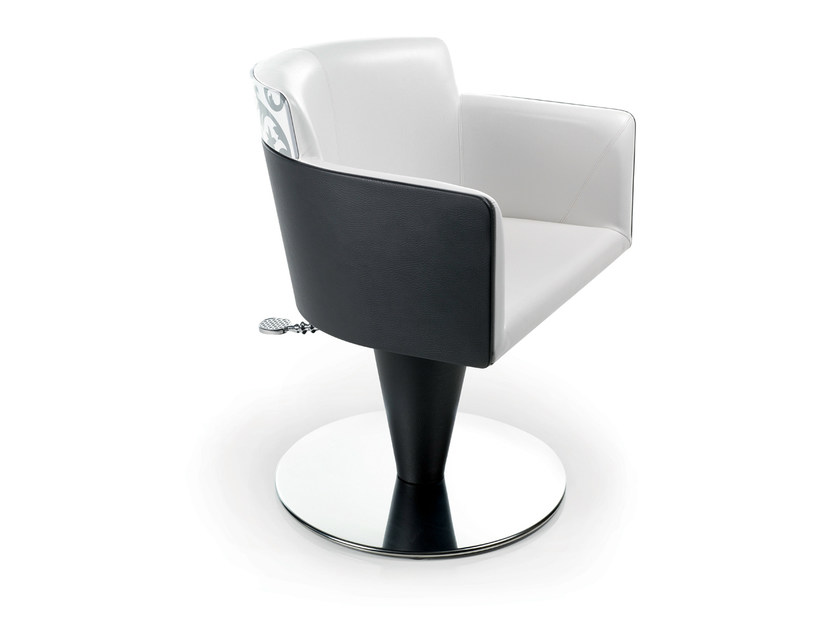 Hairdresser chair AIDA - Gamma & Bross