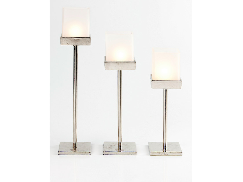 Contemporary style candle holder 10673 | Candle holder - Dauby