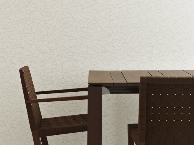 Motif nonwoven wallpaper BRAMANTE - Equipo DRT