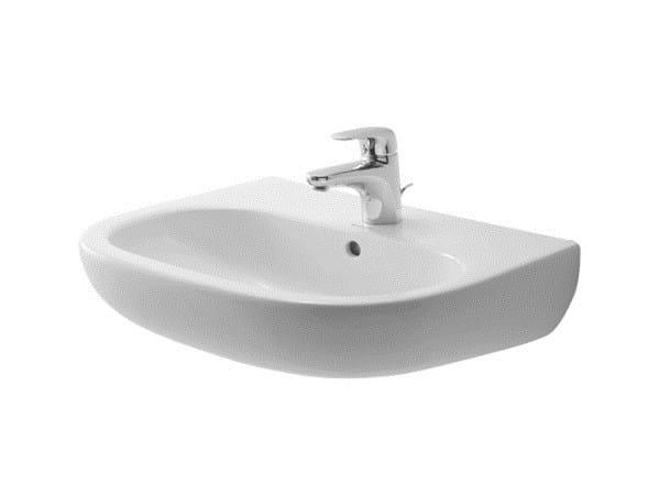 Ceramic washbasin D-CODE | Washbasin - DURAVIT
