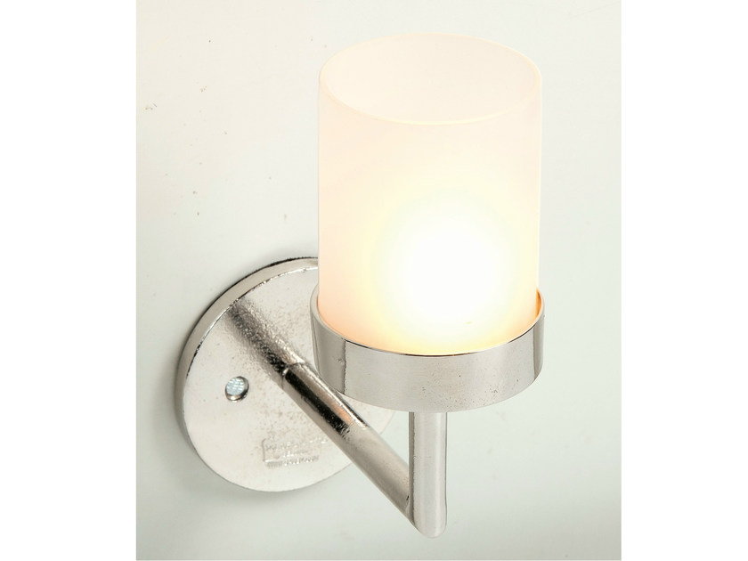 Wall-mounted metal candle holder 10678 | Candle holder - Dauby