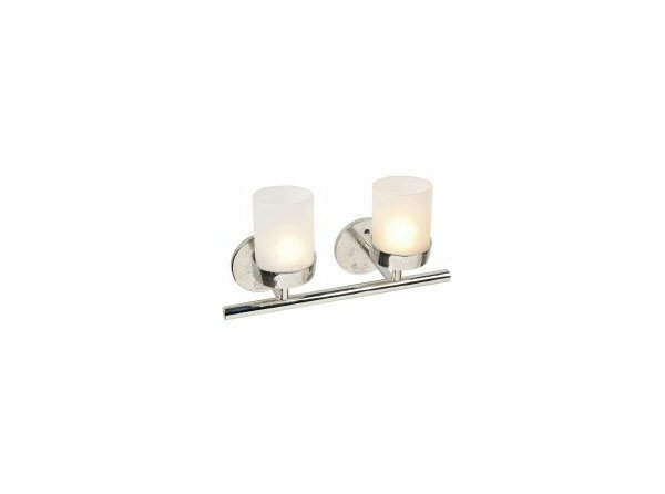 Wall-mounted metal candle holder 10680 | Wall-mounted candle holder - Dauby