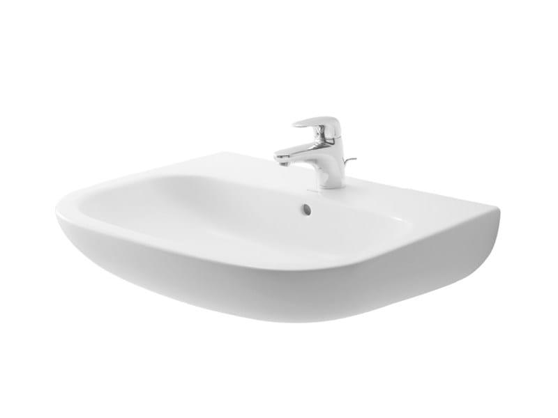 Ceramic washbasin D-CODE   Washbasin - DURAVIT