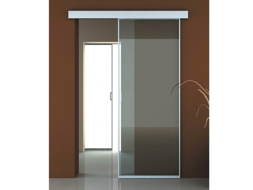 Sliding door PO-090 | Door by Metalglas Bonomi