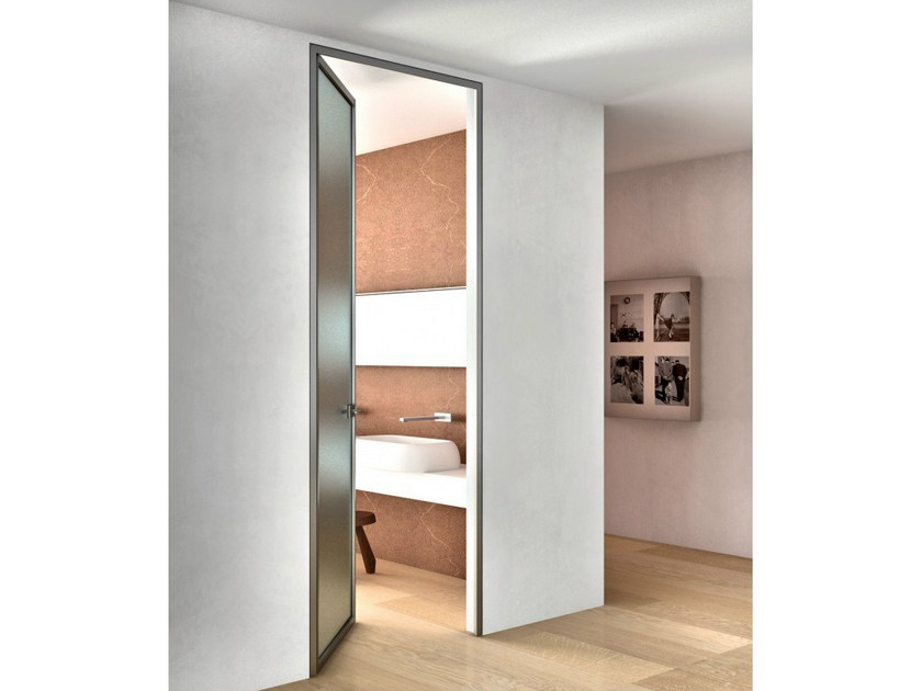 Hinged door Hinged door - Metalglas Bonomi