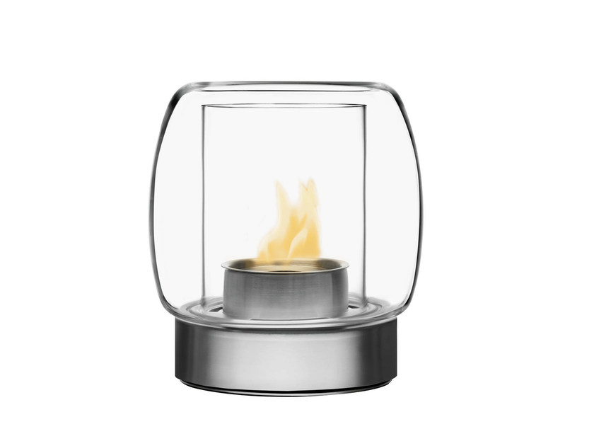 Table-top bioethanol fireplace KAASA | Fireplace - iittala