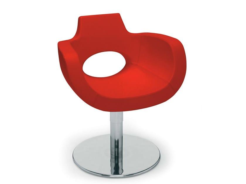 Hairdresser chair AUREOLE ROTO - Gamma & Bross