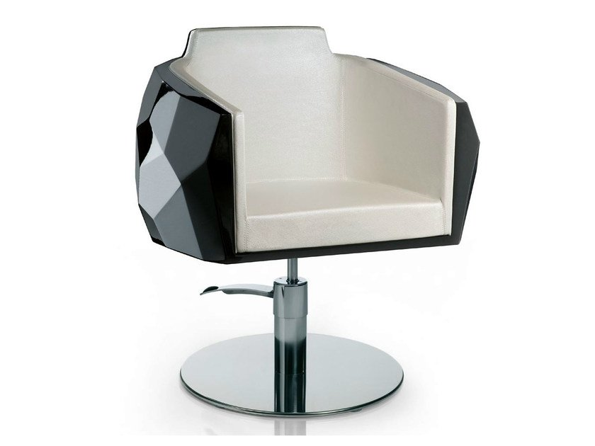 Hairdresser chair CRYSTALCOIFF by Gamma & Bross