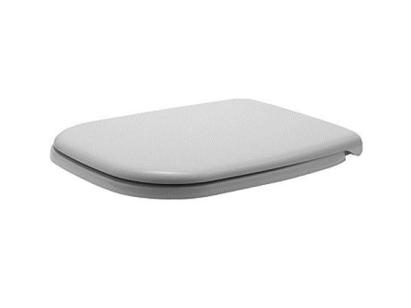 Toilet seat D-CODE | Toilet seat - DURAVIT